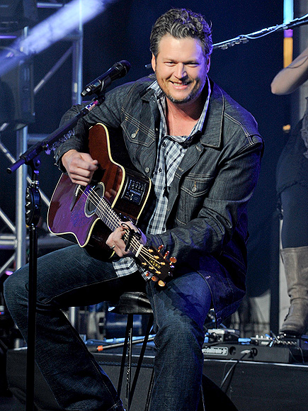 THE MUSIC MAN photo | Blake Shelton