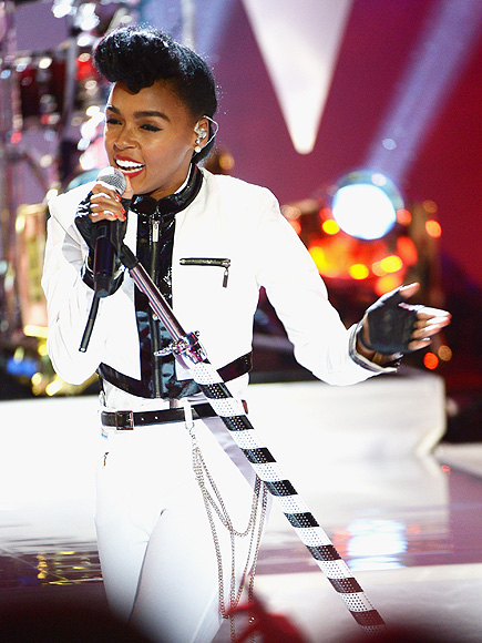 WHITE HOT photo | Janelle Monae