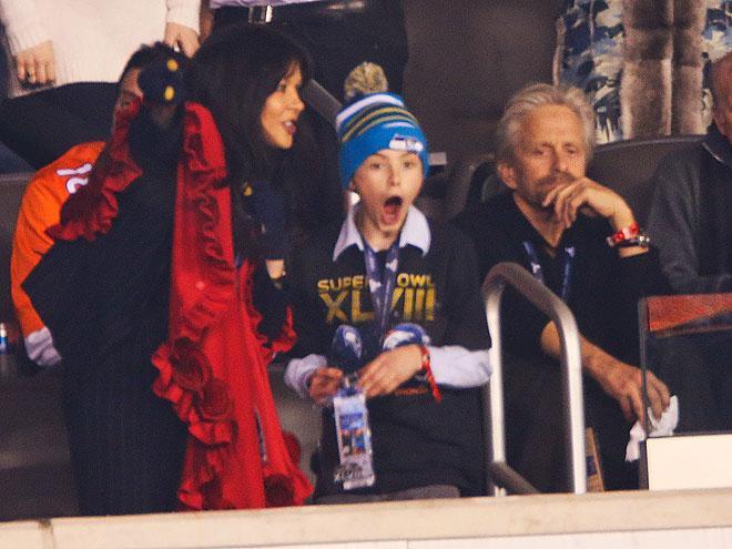 FAMILY AFFAIR photo | Catherine Zeta-Jones, Michael Douglas