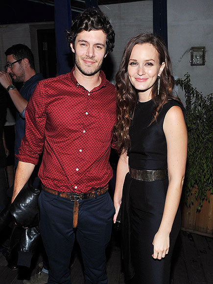LEIGHTON & ADAM photo | Adam Brody, Leighton Meester