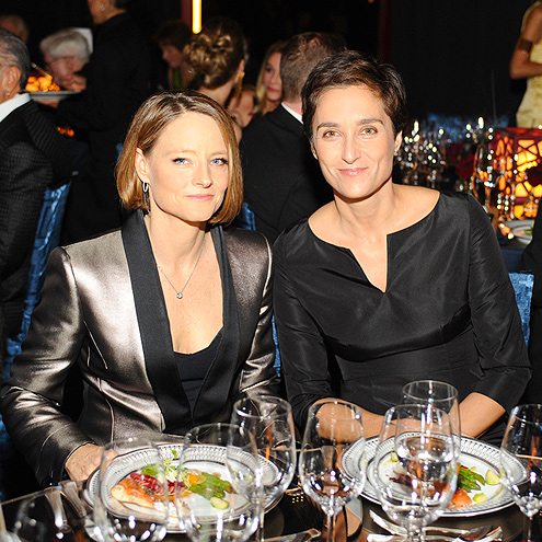 JODIE & ALEXANDRA photo | Jodie Foster