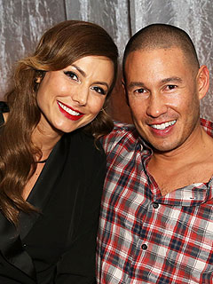 Stacy Keibler Pregnant Expecting First Child Jared Pobre