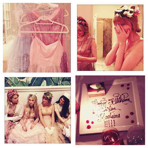 SHE PLAYS DRESS-UP photo | Taylor Swift