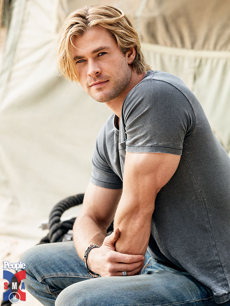 2014 Chris Hemsworth