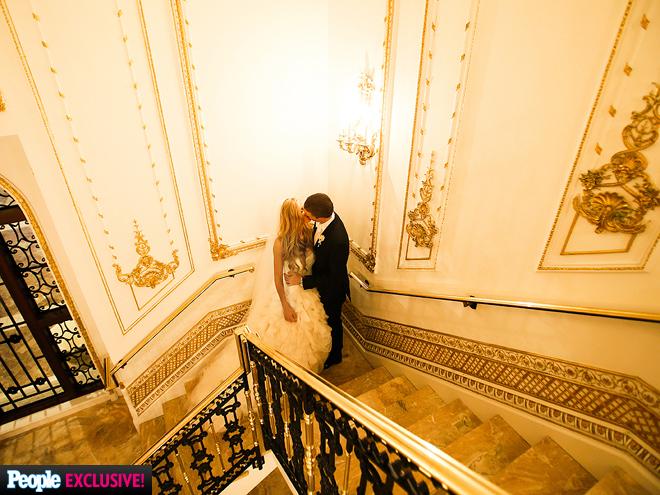 Eric Trump & Lara Yunaska's Wedding Album - STOLEN MOMENTS ...
