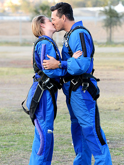 LEANNE & EDDIE: ADRENALINE KISS