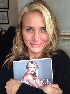 Cameron Diaz 'The Body Book'