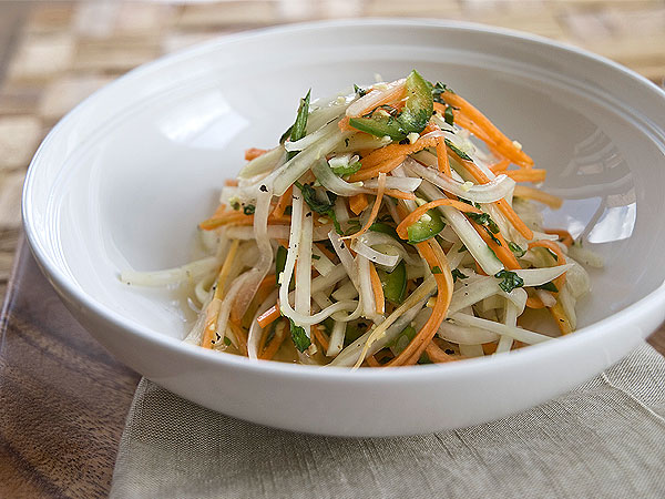 Eric Ripert Papaya Salad