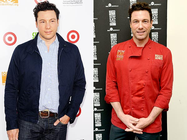 How Rocco DiSpirito Lost 30 Pounds