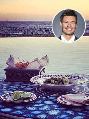 Ryan Seacrest's Favorite Guacamole Recipe