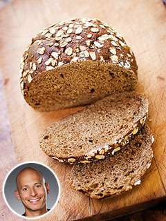 Harley Pasternak Wheat Bread
