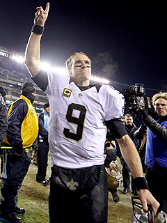 Drew Brees #FoodAthletes