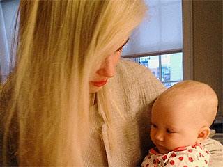 Aw! Ireland Baldwin Cuddles with Her Baby Half-Sister (PHOTO)