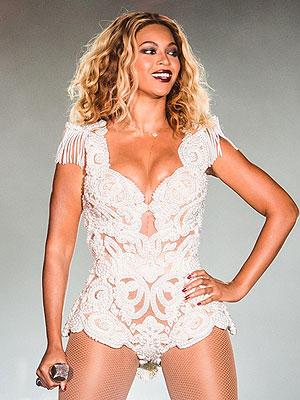 Beyonce Valentine's Day Menu