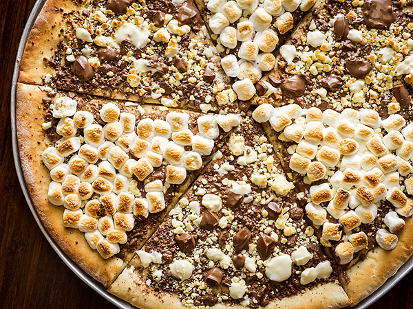Max Brenner Chocolate Pizza Recipe