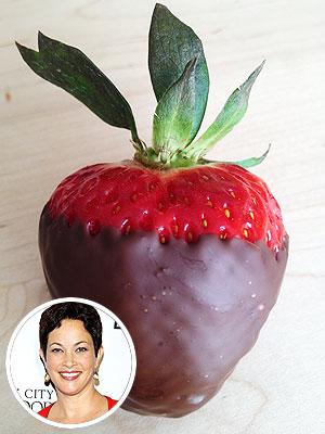 Ellie Krieger Valentine's Day Dessert