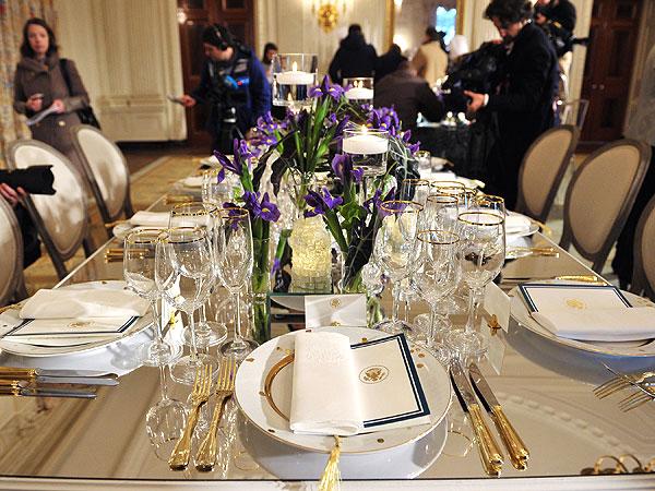 White House State Dinner France