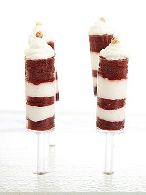 Wolfgang Puck Valentine's Day Dessert