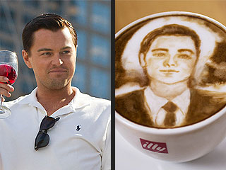 Oscar Nominees Latte Art