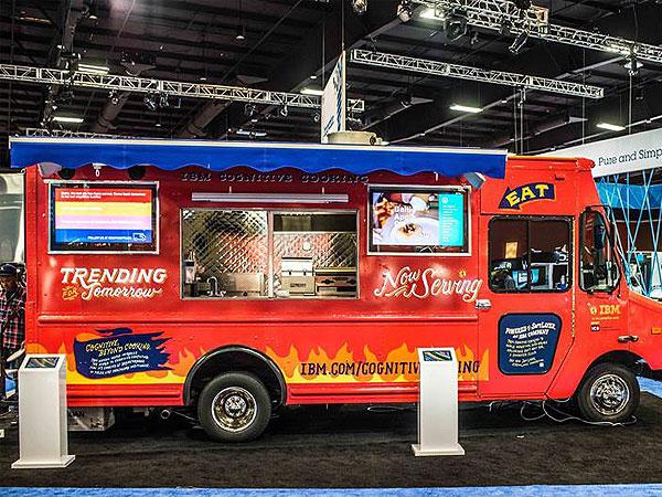 IBM Smart Food Truck