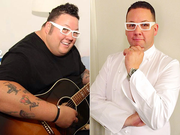 Graham Elliot Weight Loss