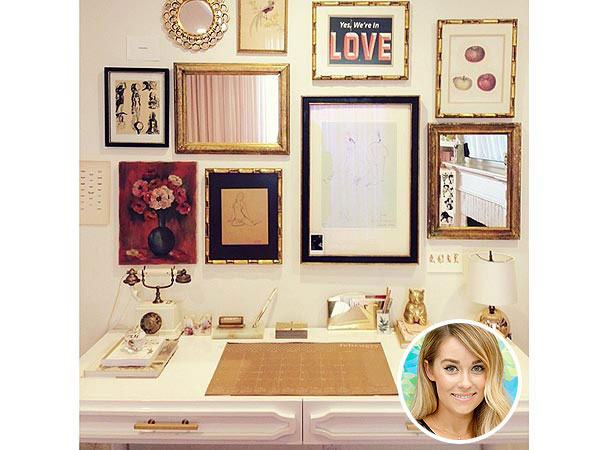 Lauren Conrad Home Office