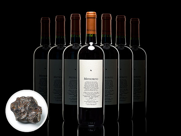 Meteorite Wine at Four Seasons Costa Rica