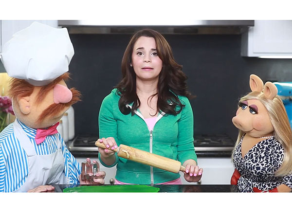 Muppets Cooking Lesson