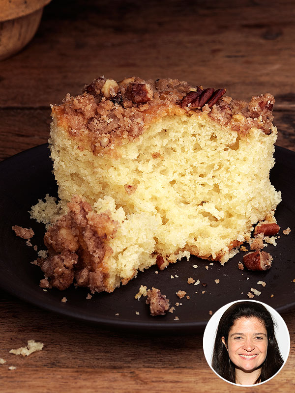 Alex Guarnaschelli Coffee Cake Recipe