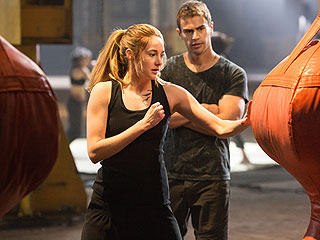 Shape Up With Shailene Woodley's Divergent Workout
