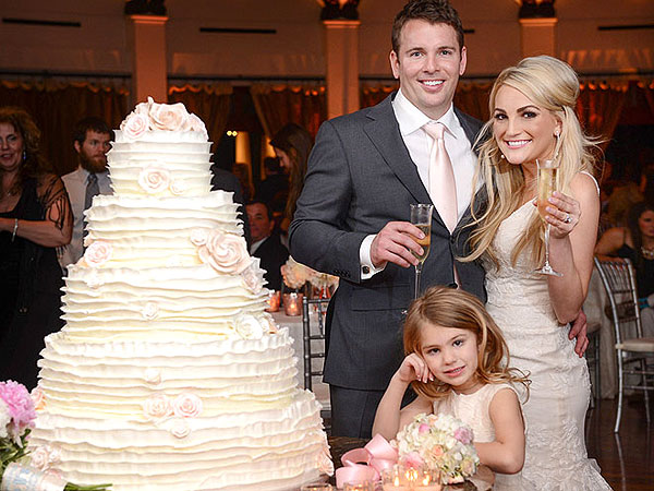 Jamie Lynn Spears Wedding Cake