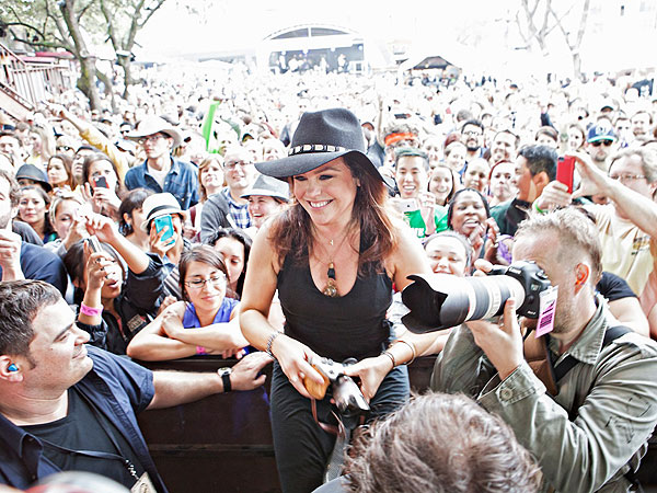 Rachael Ray Recipes at SXSW