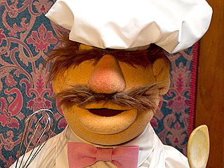 Celebrate the Muppets Most Wanted Premiere with the Best of the Swedish Chef