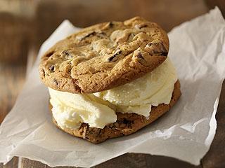 Kristin Cavallari Ice Cream Sandwich