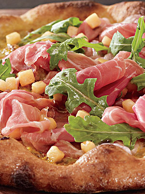 Wolfgang Puck Prosciutto Pizza