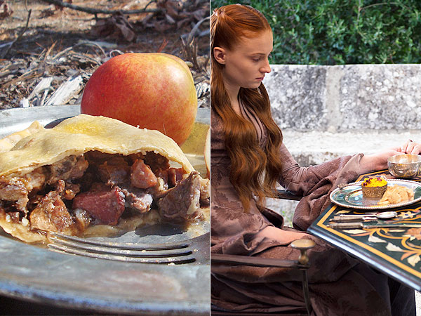 Game of Thrones Season 4 Viewing Party Recipes