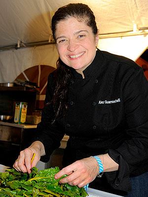 Alex Guarnaschelli: Tips for Feeding Picky Eaters