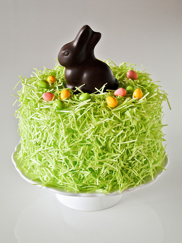 Easter dessert recipe chocolate bunny cake great ideas people chocolate bunny easter cake recipe negle Images