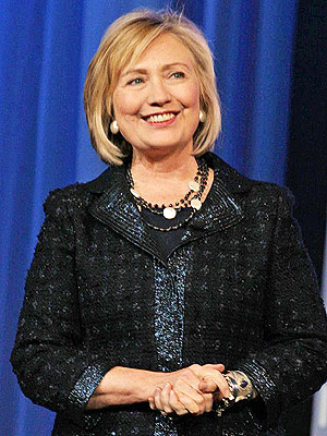 Hillary Clinton Wrote Her Upcoming Memoir by Hand in Her Attic | Hillary Rodham Clinton