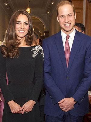 Royal Family New Zealand Tour