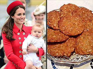 Fit for Prince George: The Official Royal Anzac Biscuit Recipe