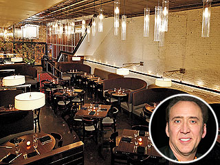 Nicolas Cage Spotted in New York