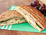 A 220-Calorie Panini to Cure Your Carb Cravings