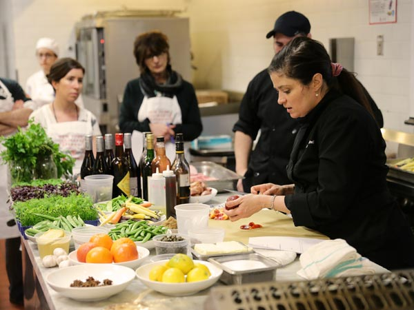 Alex Guarnaschelli: Road to Being a Chef