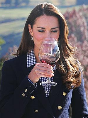 William and Kate: New Zealand Wine Tasting Menu