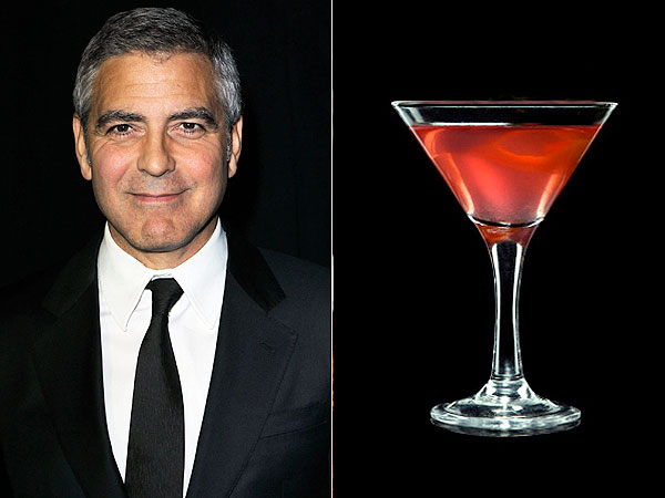George Clooney Engagement Casamigos Cocktail
