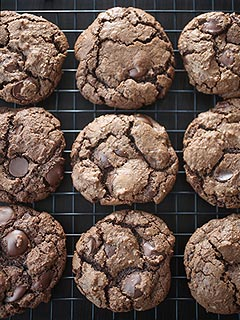 Bakerella Mexican Hot Chocolate Cookies