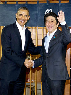 President Obama Jiro Dreams of Sushi