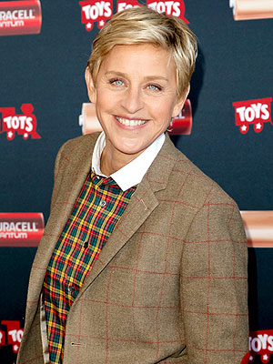Ellen DeGeneres New HGTV Home-Design Show