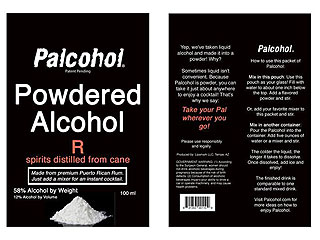 Palcohol Powdered Alcohol